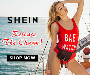 SHEIN -Your Online Fashion Swimwear