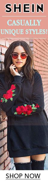 SHEIN -Your Online Fashion Sweatshirts