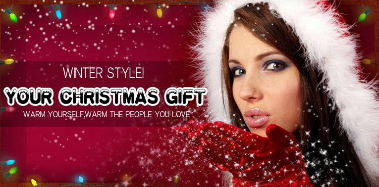 Winter Style!Your Christmas Gift