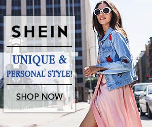 SHEIN -Your Online Fashion Jackets